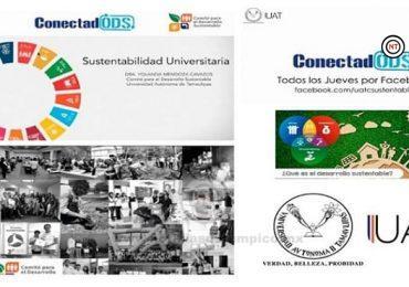 Fortalecerá UAT la difusión de temas sobre desarrollo sustentable