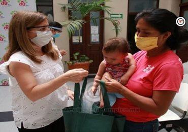 Fortalece DIF Tampico Programas de Asistencia Social a Grupos Vulnerables