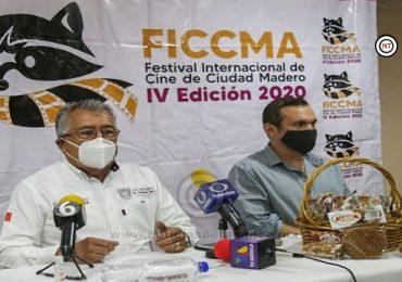 Anuncian Cuarto Festival Internacional de Cine de Ciudad Madero, en línea
