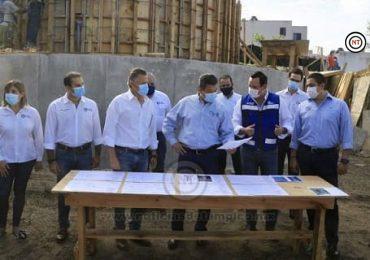 Gobernador supervisa avance de obras de infraestructura en Tampico