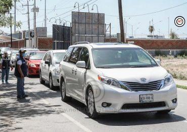 Exhorta Rivas a Dos Laredos a reducir viajes no esenciales