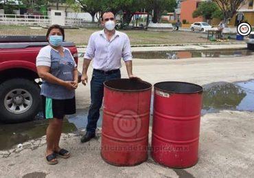 Inicia Toño Márquez, campaña de servicio social para los altamirenses