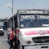 Suspenderán otra vez servicio de transporte público en la zona