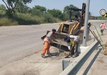 Continúan las acciones de limpieza en el Corredor Urbano
