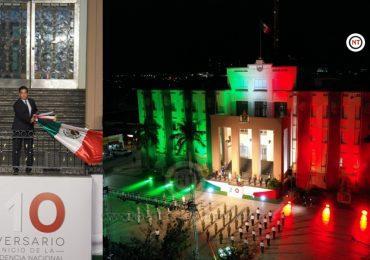 Conmemora Gobierno de Tamaulipas 210 Aniversario de la Independencia de México