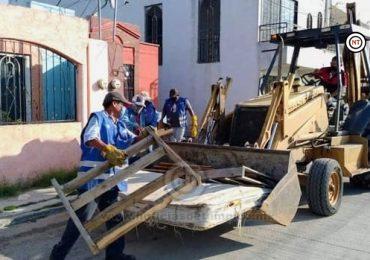 Acudirá 'Descacharrización' a 'La Esperanza' este lunes