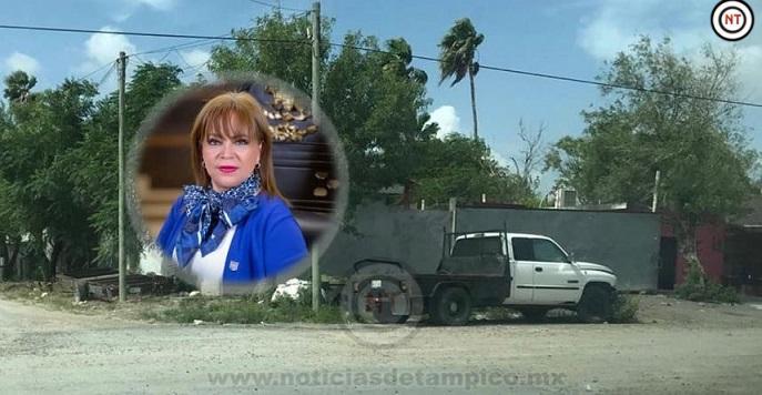 """DIPUTADA DE VALLE HERMOSO, SE APROPIA DE INMUEBLES"""