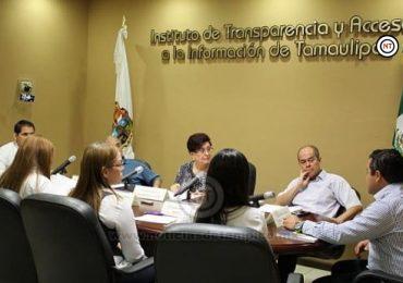 EN TAMAULIPAS, ¡ITAIT SÍ GARANTIZA TRANSPARENCIA!