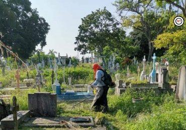Se avocan a limpiar los 3 panteones municipales