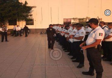 Realiza Gob-Tam mejoras a instalaciones de seguridad en Matamoros.