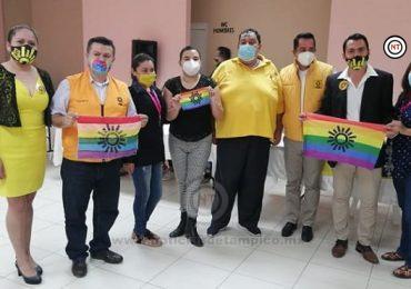 EN TAMAULIPAS, LA DIRIGENCIA PERREDISTA RATIFICA COMPROMISO CON COLECTIVO #LGBTTTI Y JUVENTUDES