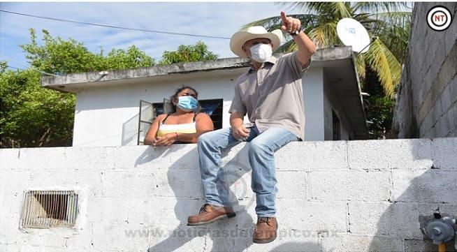Encabeza Chucho Nader Mega Jornada de Limpieza #DiciendoYHaciendo