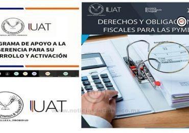 Capacita UAT a MiPyMES en materia de derechos y obligaciones fiscales