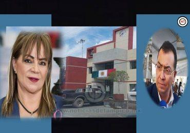 EN V.H. ALCALDE Y DIPUTADA SIGUEN SACÁNDOSE LA GARRA