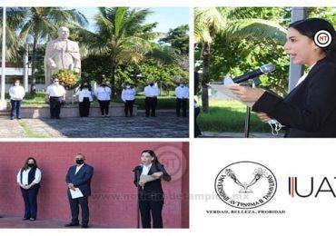 Celebra aniversario la Facultad de Derecho UAT de Tampico