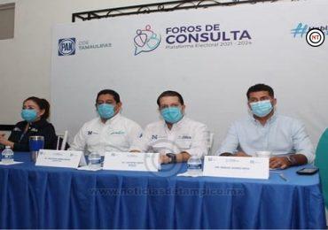 Destaca Miguel Gómez importancia de Foros de Consulta Ciudadana