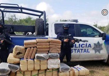 Aseguran en Reynosa 198 kilogramos de marihuana