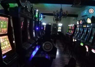 Decomisan «maquinitas» en dos casinos clandestinos en Tamaulipas