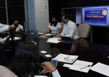 Ferias de Empleo Virtuales generan desarrollo económico, inversión y más trabajo en Tamaulipas