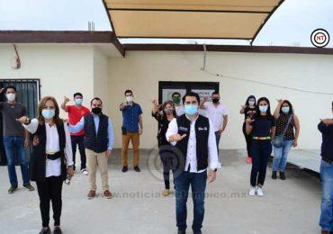 Todo el apoyo para los jóvenes embajadores de Valle Hermoso: Angel Covarrubias