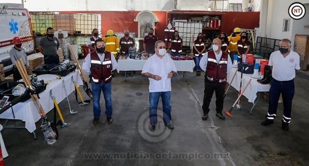 Conmemora Gobierno de Madero Día Nacional de Protección Civil