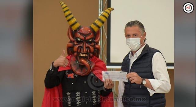 Impulsa Chucho Nader la Creación Artística en el Marco del Día de Muertos