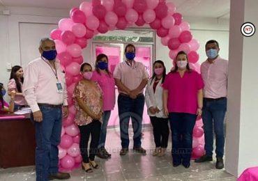Promueve COMAPA NLD la prevención del cáncer de mama