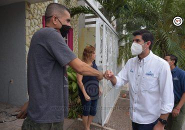 Jornada de Limpieza Son Dialogo y Participación con Tampiqueños: René Sentíes