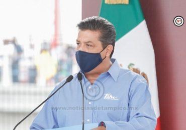 NO VAMOS A PEDIR NADA QUE NO LE CORRESPONDA A TAMAULIPAS: GOBERNADOR