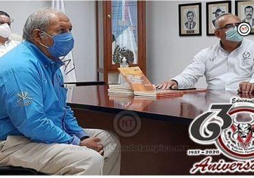 Presenta especialista de la UAT el libro Temas Disciplinares en Medicina Veterinaria y Zootecnia.