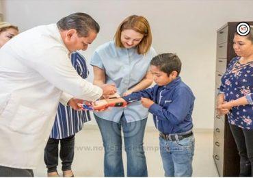 DIF Tamaulipas a la vanguardia nacional en atención a personas con discapacidad