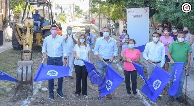Con Más Pavimentación Construimos una Mejor Ciudad; Chucho Nader