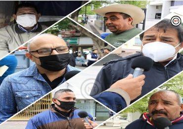 Respaldan ciudadanos tamaulipecos la defensa del presupuesto para Tamaulipas