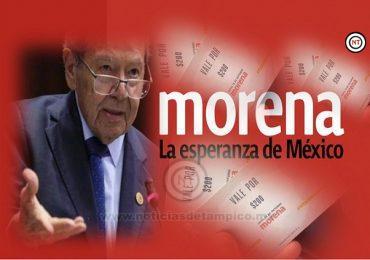 EL PUEBLO ES SABIO, NO SE EQUIVOCA, HIZO MORDER EL POLVO A MORENA