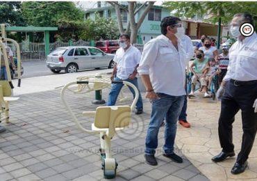 Promueven más espacios dignos y seguros para las familias maderenses