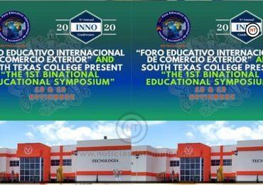 Organiza la UAT primer Simposio Binacional de Educación