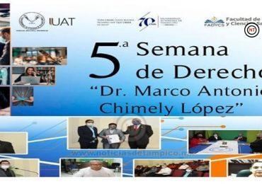 Organiza la FADYCS-UAT actividades académicas por su 70 aniversario
