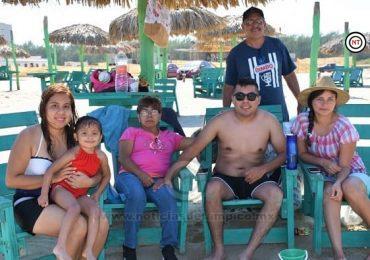 Visitantes de playa Miramar reconocen efectividad de protocolos de bioseguridad