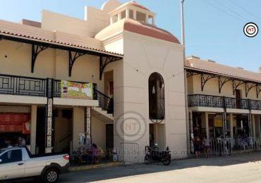 Sin filtros sanitarios el mercado municipal de Madero.