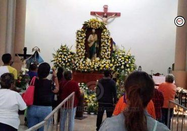 Truncan celebración a San Juditas Tadeo