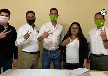 Partido Verde instala  coordinación en Díaz Ordaz