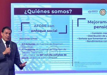 FACILITAN DISPOSITIVOS ELECTRÓNICOS REGISTRO Y TRASPASO DE AFORE