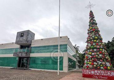Inicia Madero la decoración navideña