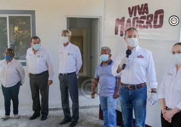 Ciudad Madero impulsa programa de vivienda para quienes menos tienen