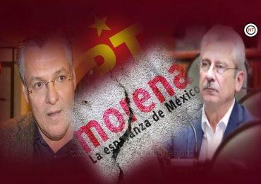 "¿APOYARÁ MORENA, ""AL HUACHICOLERO"" RIGO RAMOS O ""AL ORADOR GANDALLA"" ZERTUCHE ZUANI?"