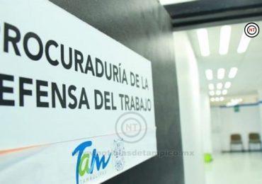 Tamaulipas gestiona más de $138 millones 596 mil 737 pesos a favor de trabajadores