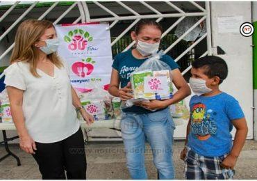 Garantiza DIF Municipal Seguridad Alimentaria de la Niñez Tampiqueña a Través del Programa Desayuna Bien