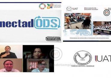 Es la UAT ejemplo en materia de inclusión educativa