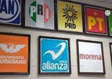 Comienza Labores 8 Distrito Electoral Con Mayoría de Partidos Políticos