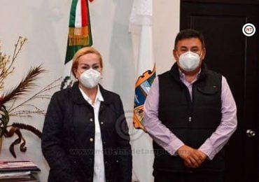 Reconoce CMIC labor de Gobierno de Alma Laura Amparán